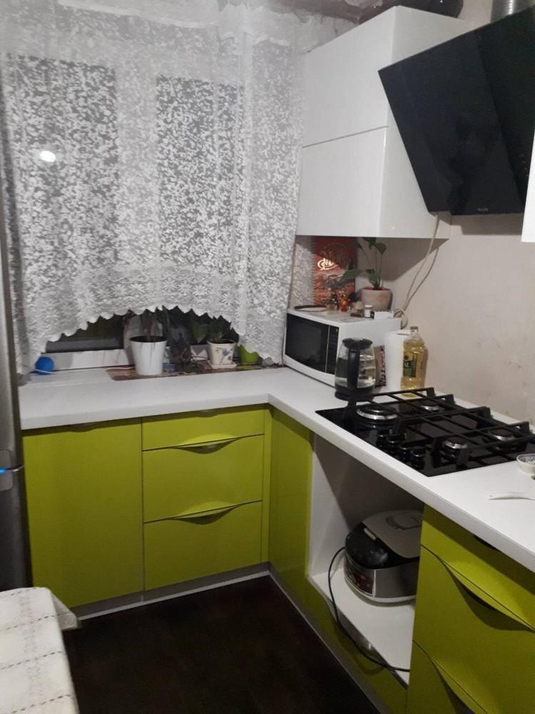 Встроенная кухня-Кухня МДФ в ПВХ «Модель 315»-фото4