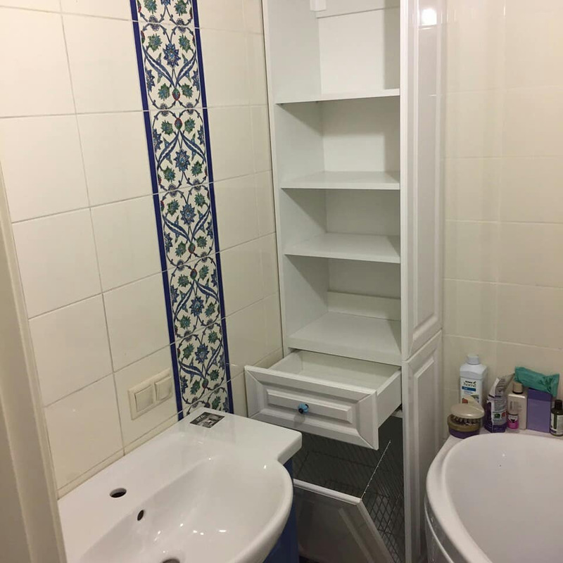 Мебель для ванной комнаты-Мебель для ванной «Модель 18»-фото7