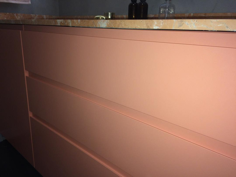 Мебель для ванной комнаты-Мебель для ванной «Модель 16»-фото3