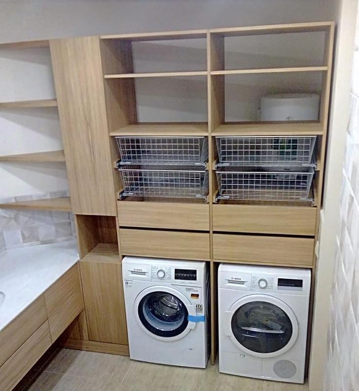 Мебель для ванной комнаты-Мебель для ванны «Модель 47»-фото1