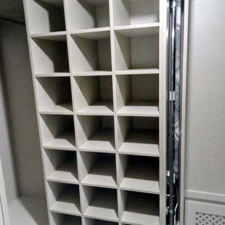 Гардеробные на заказ-Гардеробная «Модель 119»-фото5