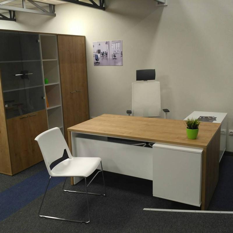 Офисная мебель-Офисная мебель «Модель 77»-фото1