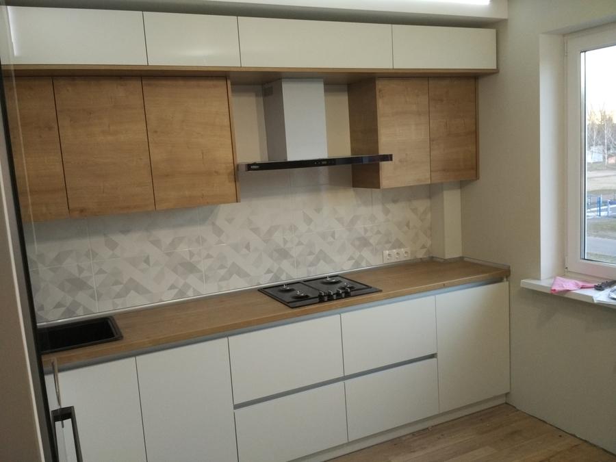 Акриловые кухни-Кухня из ЛДСП «Модель 426»-фото2