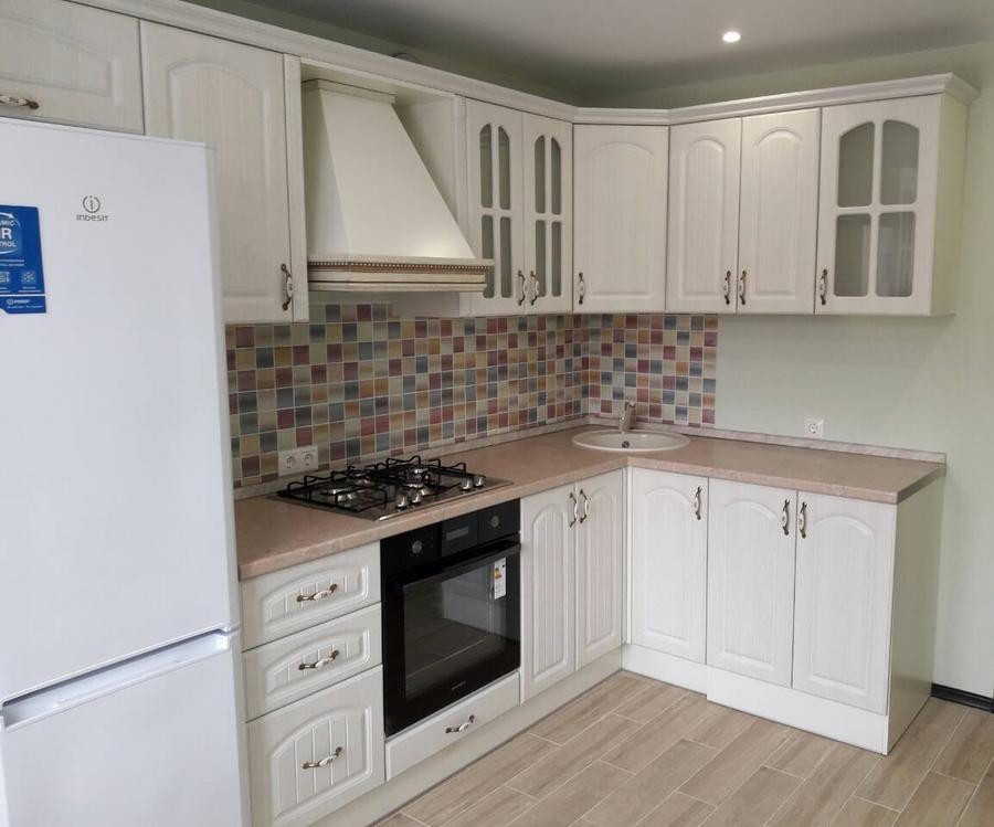 Белый кухонный гарнитур-Кухня «Модель 479»-фото2