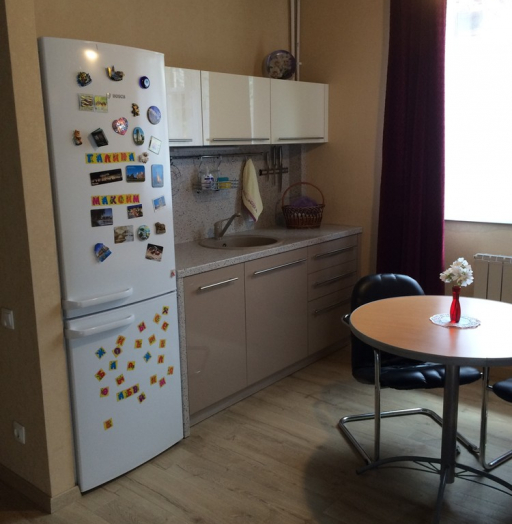 -Кухня из пластика «Модель 104»-фото10