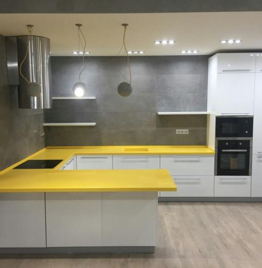 -Кухня из пластика «Модель 440»-фото22