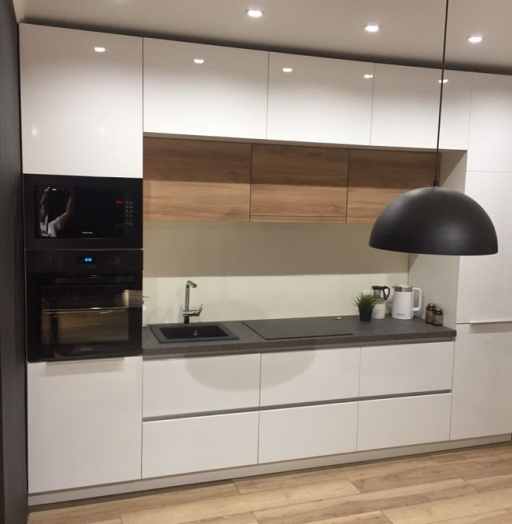 -Кухня из акрила «Модель 349»-фото2