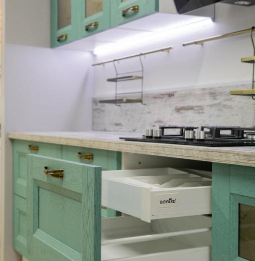 -Кухня из массива «Модель 46»-фото3
