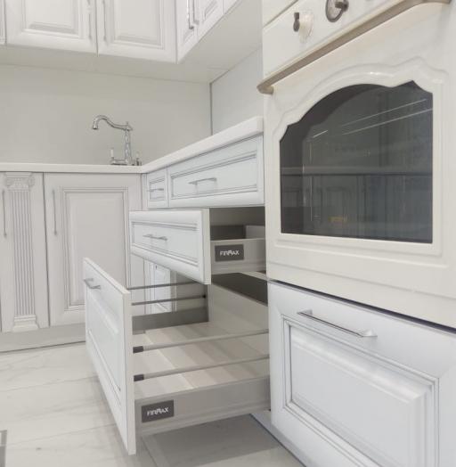 -Кухня МДФ в ПВХ «Модель 34»-фото13