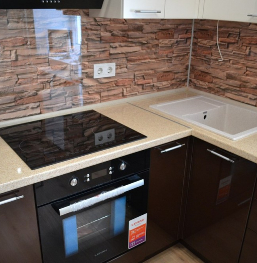 -Кухня МДФ в ПВХ «Модель 177»-фото14