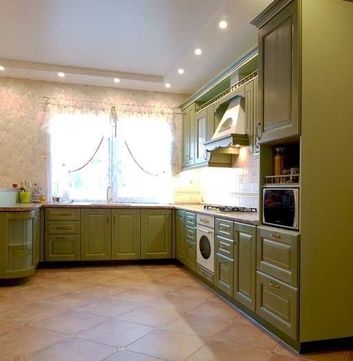 -Кухня из массива «Модель 23»-фото3